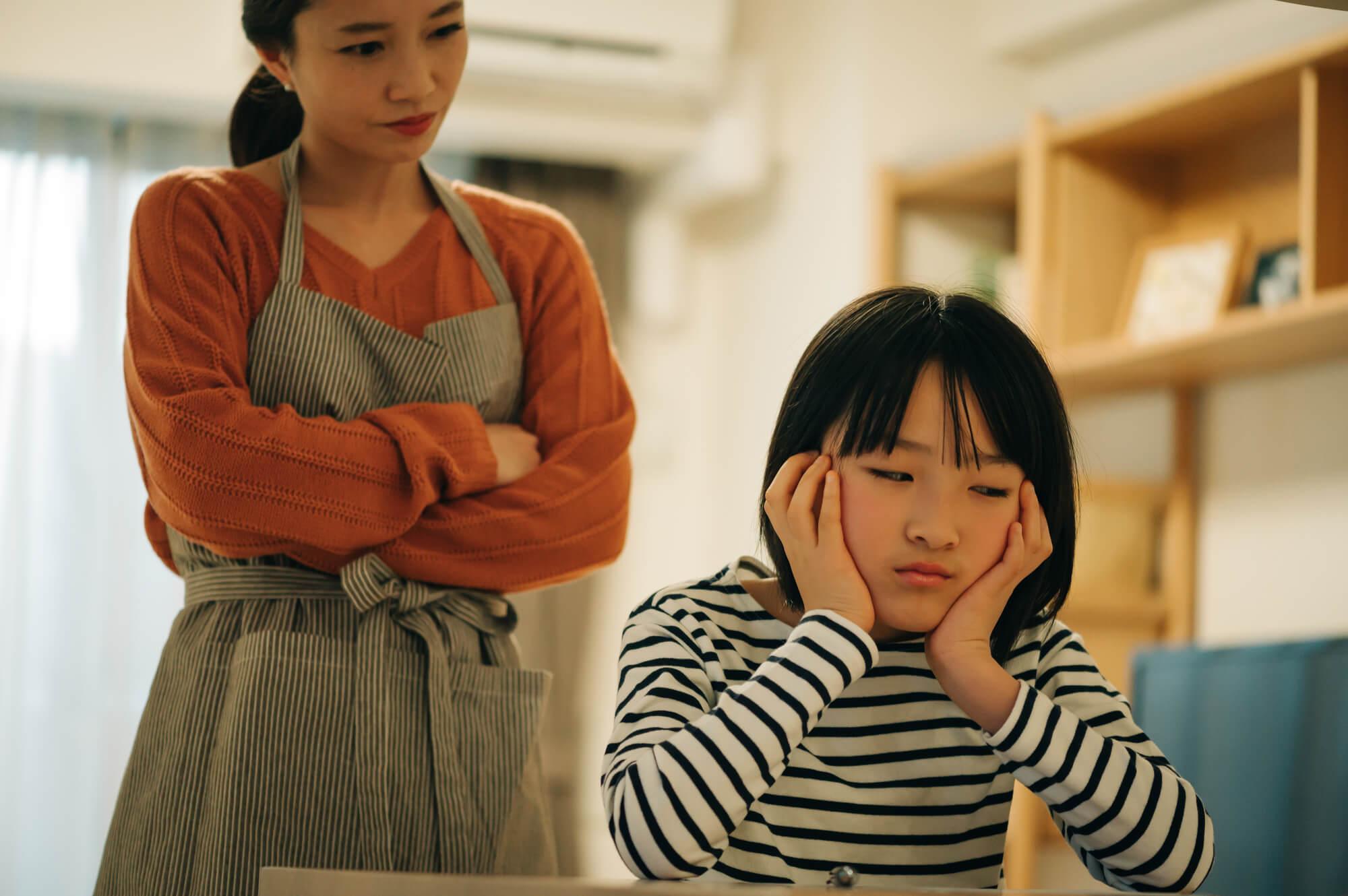 発達障害の娘が不登校になり困り果てている母親