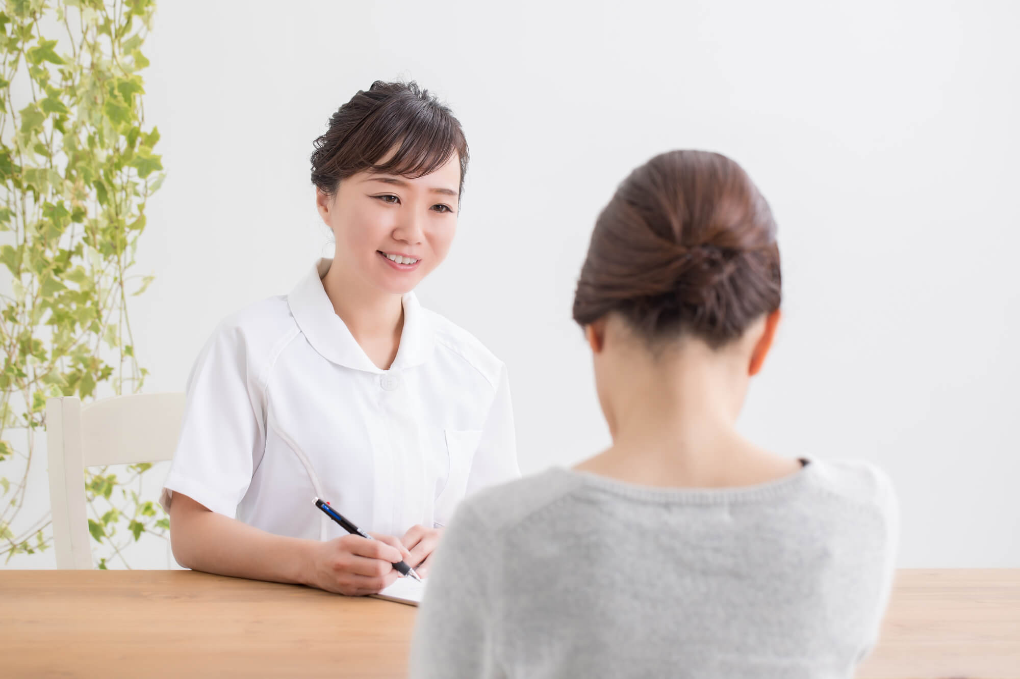 精神科で発達障害の診断を受けている女性