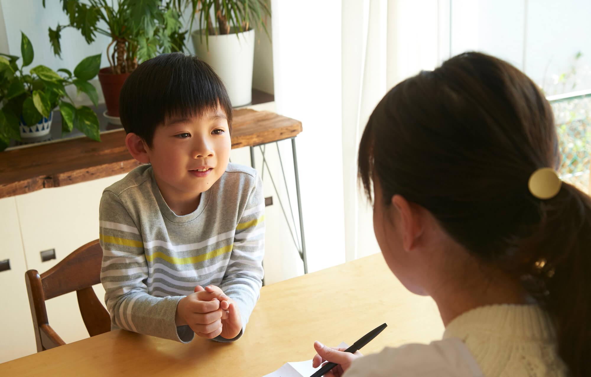小学校3年の息子の不登校(社会不安症)で悩んでいる40代の母親