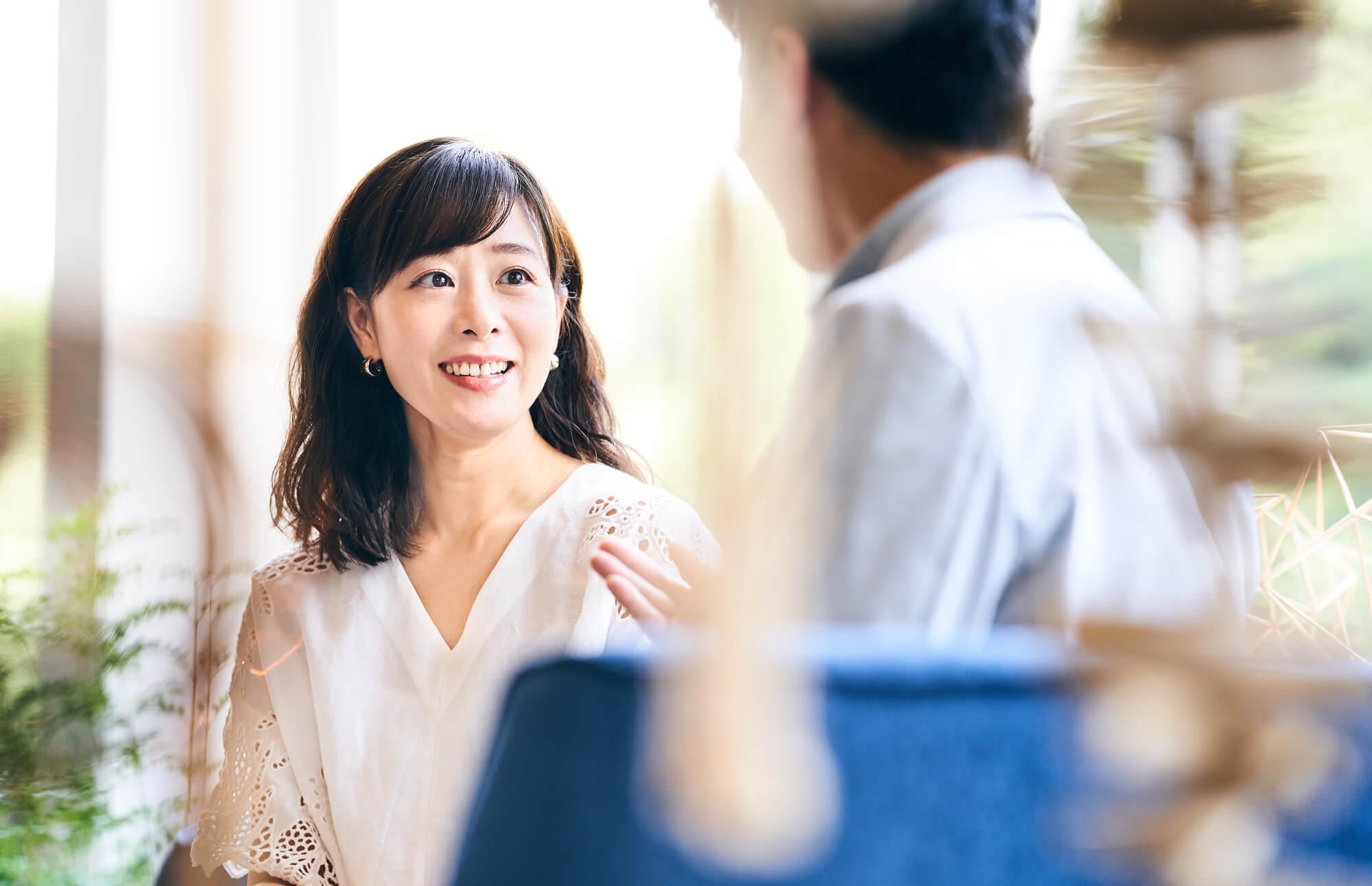 メンタルトレーニングで精神的に良い方向に変わることができた50代の女性