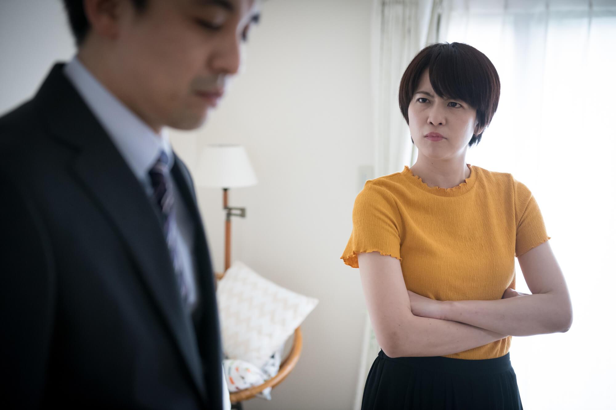 夫婦関係が悪化し、妻と離婚したいと考えている発達障害の夫