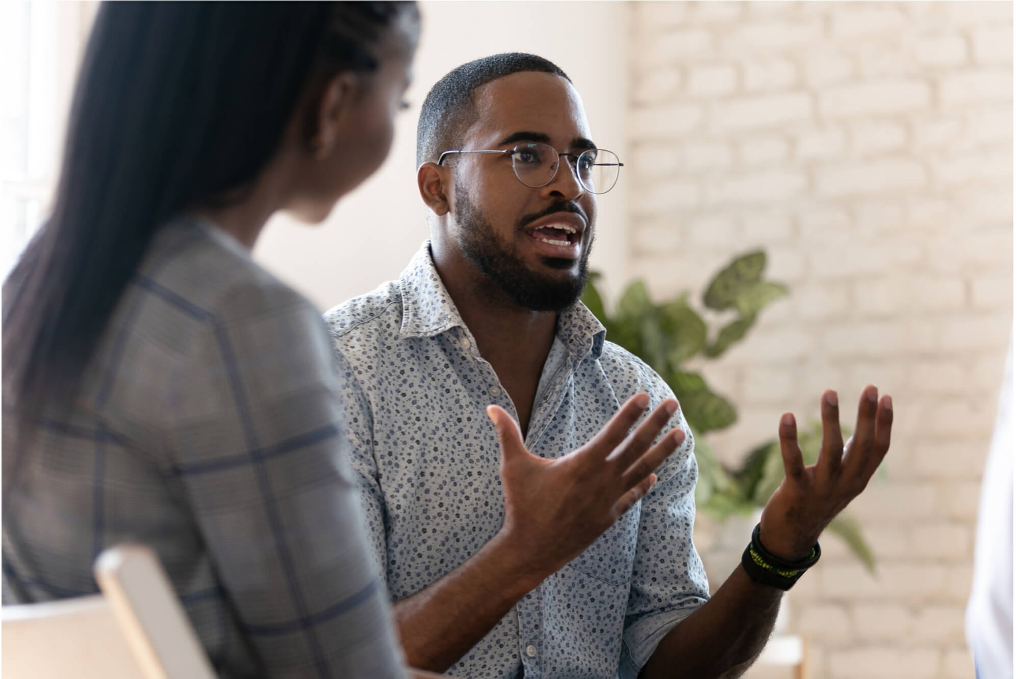 心理カウンセリングを受けることで自分に会った新しい視点や考え方を持つことができたクライアント